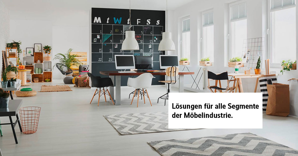 Modus Consult Modus Furniture Erp Branchenlosung Fur Die